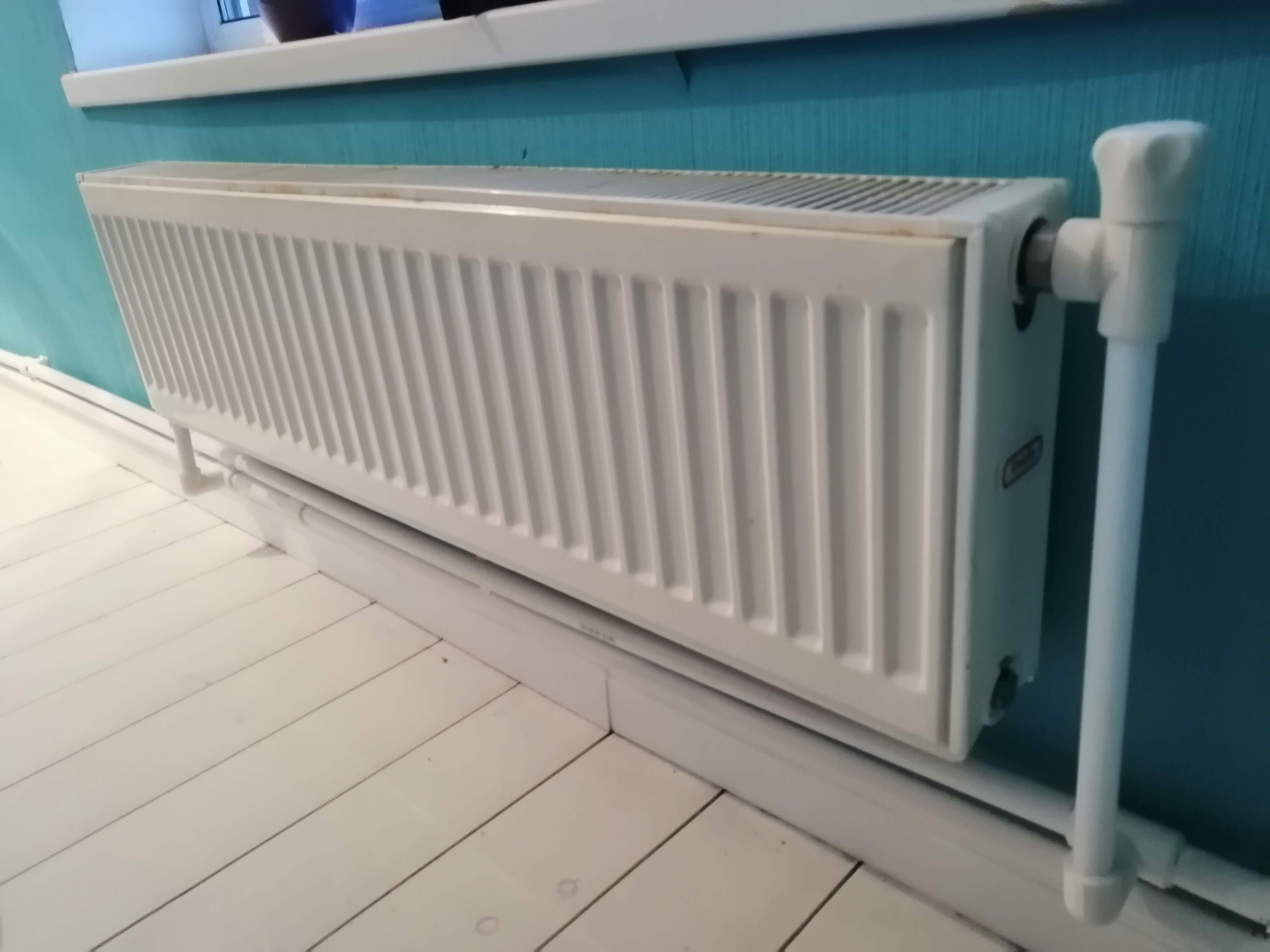 Отопление радиаторами в загородном доме